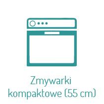 Zmywarki kompaktowe (55cm)
