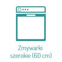 Zmywarki szerokie (60 cm)
